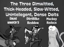 BOP David the Ranter Commentary title card