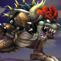 Giga Bowser, uploaded to my Wikia profile 2015