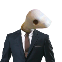 Photoshop Garbage #4) Skeleturtle the Businessman