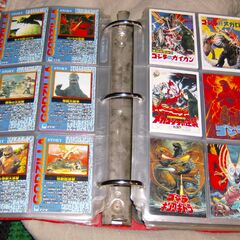 Some thing I found on Google Japan images I think with Final Wars collector cards... meant to find out what it was but never did. Circa 2013-2014