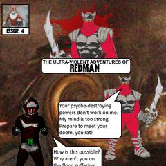 Redman encounters <a href=