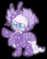 Dawww dandelion in pajamas