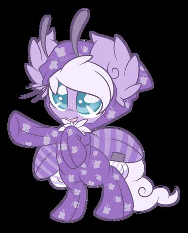 File:Dawww dandelion in pajamas.png