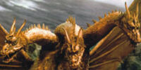 Zombiejiger: Revived Ghidorah