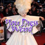 Logo - You Dress Weird