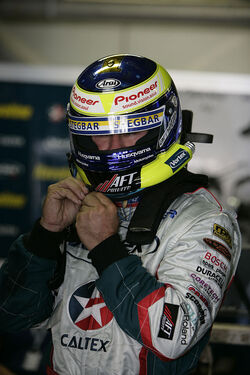 Russell Ingall 2010