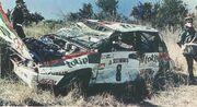 Lars-Erik Torph crash