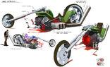 Mutt motorcycle v3