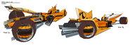 Foxys Car Weaponized