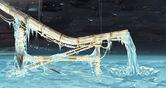 Hydroslide Exit Frozen