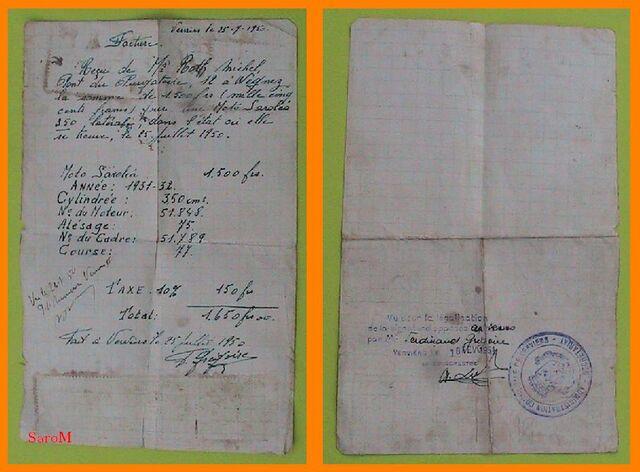 Datei:Sarolea 31 A 1931 350cc Kaufvertrag.JPG