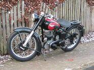 Sarolea Vedette 1952 350ccm 2