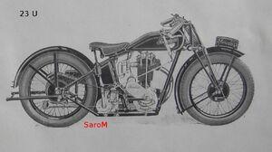 Sarolea 23 U 1928 500 ccm Racing
