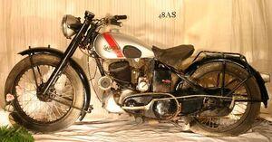 Sarolea 350 48AS mit A4 Motor