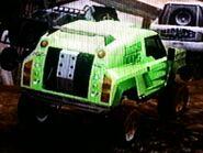 Ai green bulldog