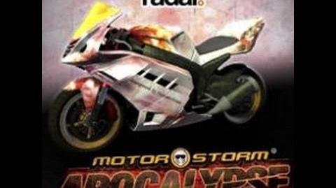 MotorStorm Apocalypse - Games Radar Wasabi Hayato SE - HD 1080p