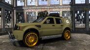 MSA Gold Rims Mudplugger