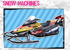 Snow machines
