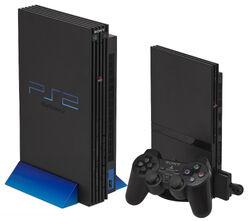 PlayStation 2 fat & slim