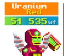 Uranium Red