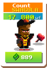 Count SWAGULA (Valentine's Offer)