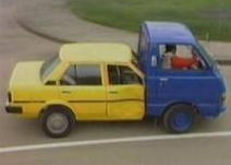 Da Real Sedan Truck