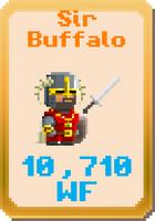 Sir Buffalo