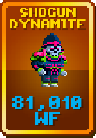 Shogun Dynamite