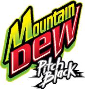 Pitch black old logo
