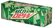 Mountain Dew Box