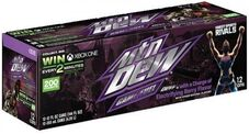 Game Fuel (Electrifying Berry) Box