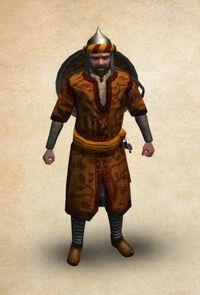 Sarranid Horseman