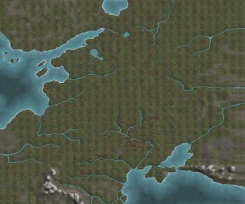 MBWFAS Map