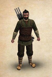 Steppe Bandit