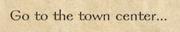 Town Center Menu