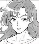 Ririka Kato (Movie Manga Character Intro)