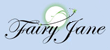 Fairy Jane - Black Text Logo
