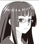 Chiaki Kurihara (Movie Manga Character Intro)