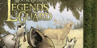 Legends of the Guard Volume One