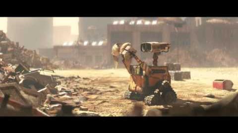 WALL•E 2008 - Theatrical Trailer 2