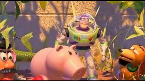 Toy Story 2 - Official Trailer 2 1999