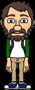 Bitstrips Bearded Kid
