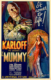 220px-The Mummy 1932 film poster