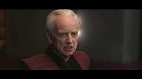 Star Wars Episode III trailer 1