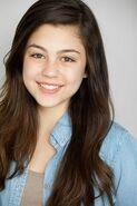 Mika Abdalla as Lila Harris