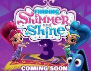 FindingShimmerandShine3TeaserPoster