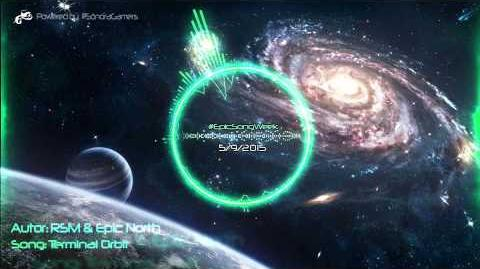 Really Slow Motion & Epic North - Terminal Orbit EpicSongWeek 6 09 2015