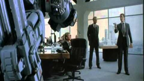 Robocop Mr Kinney VS Ed 209