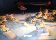 Shrek the Halls Beds