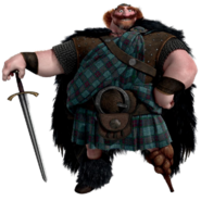 King fergus 3001
